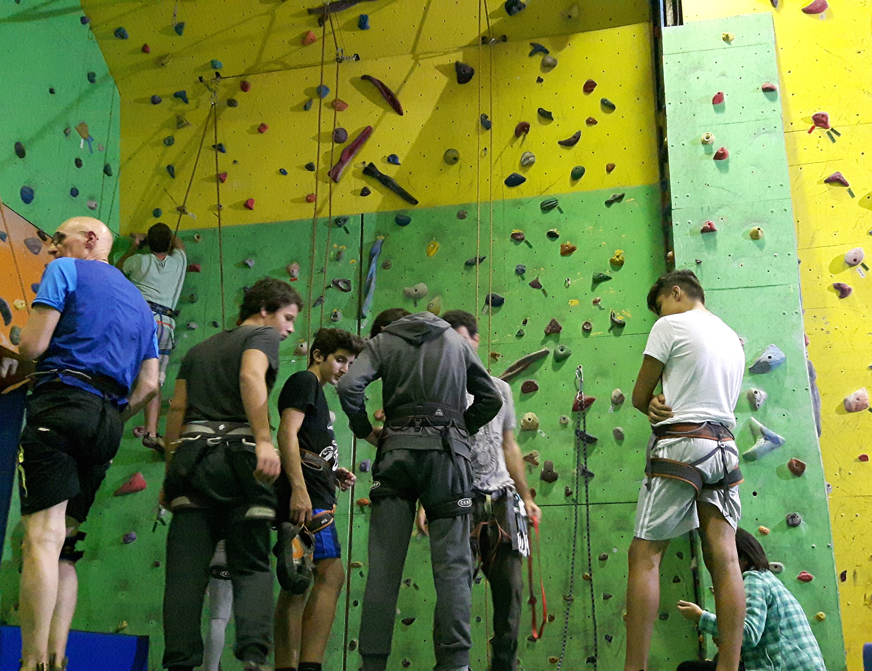 Arrampicata Colle 3
